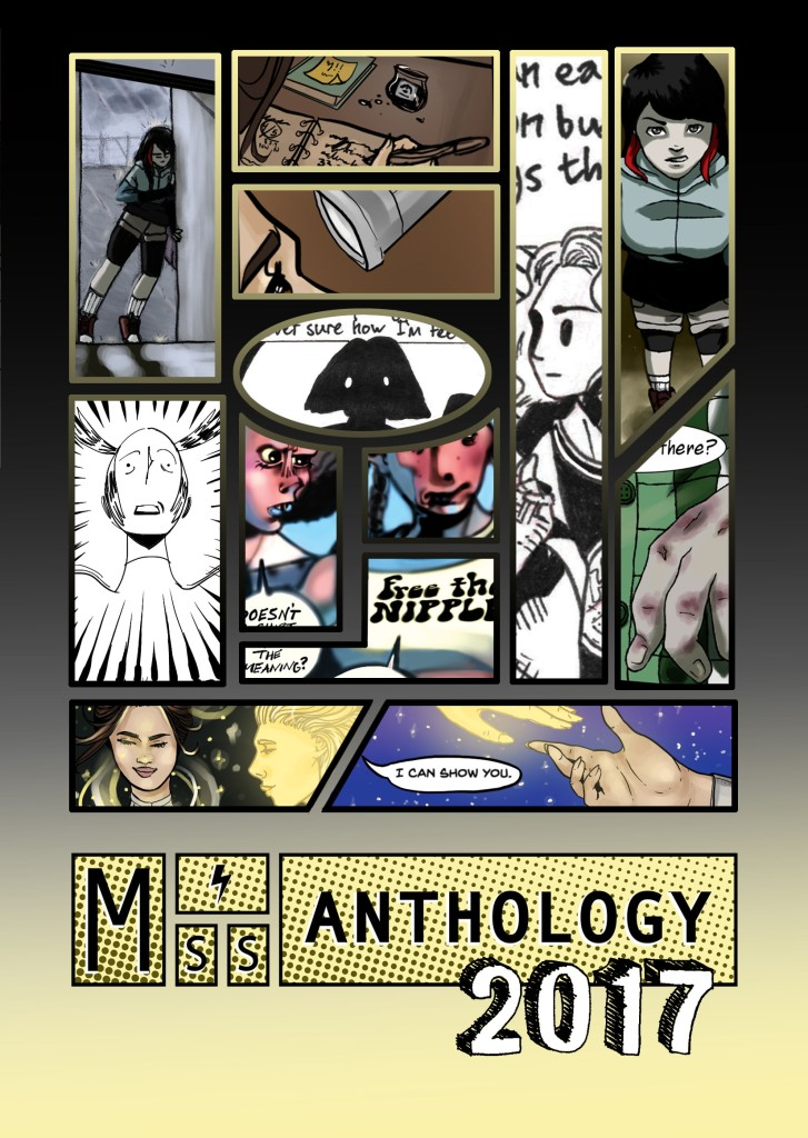 Miss Anthology 2017 Cover