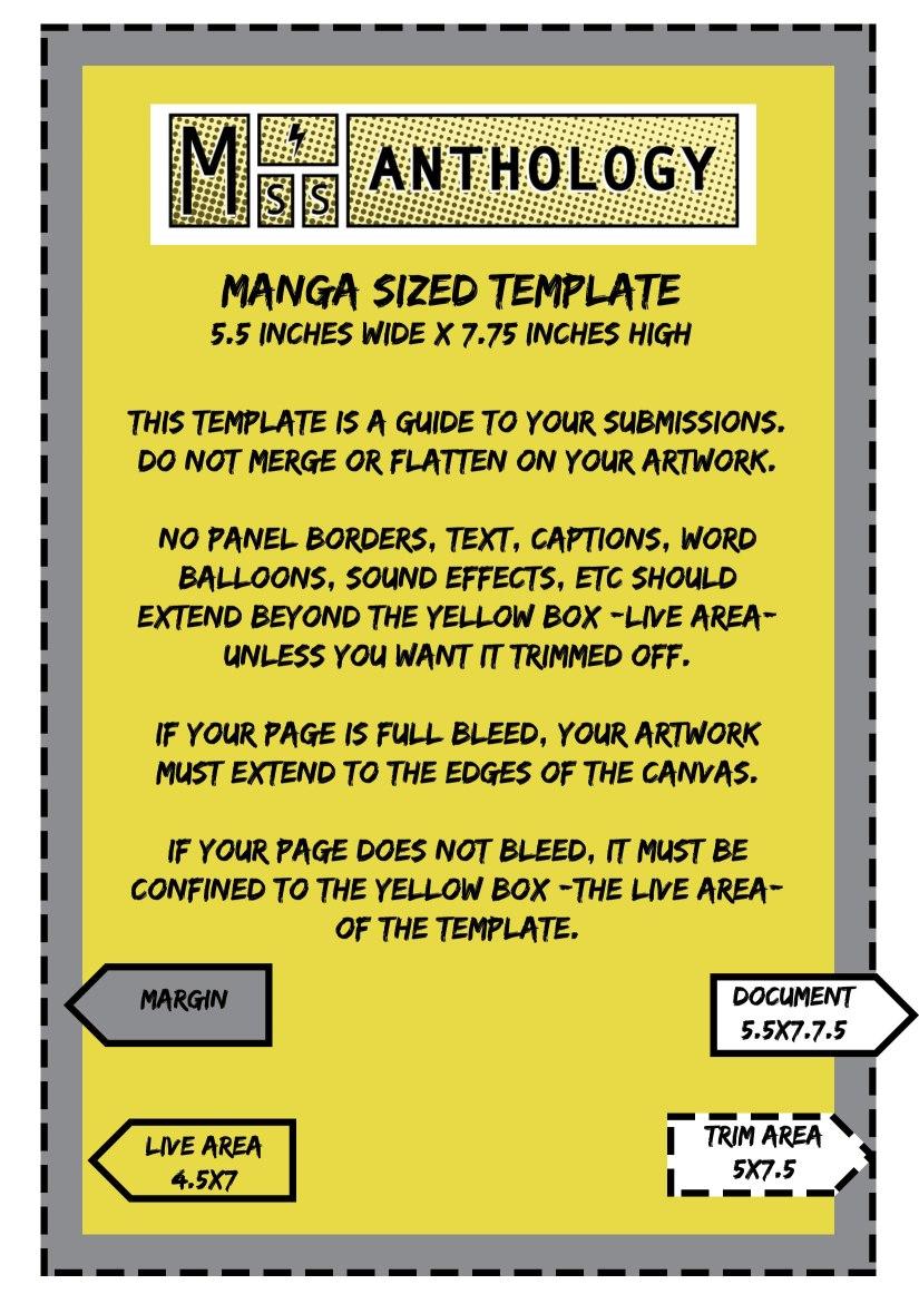 manga-template