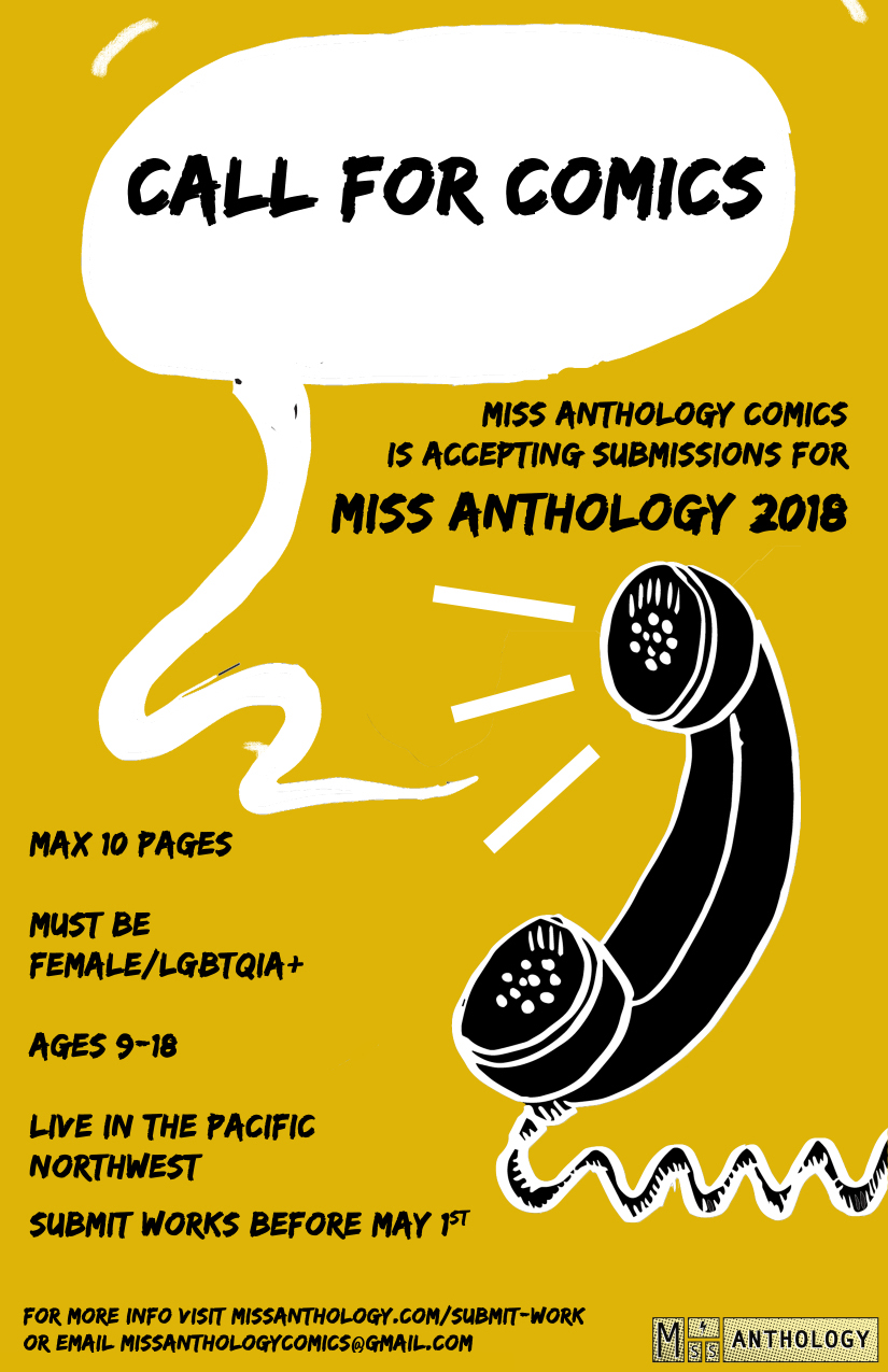 Miss Anthology 2018 CAFE